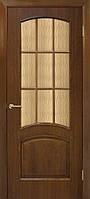 Двери Капри СС кора бронза орех