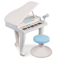 """Музыкальная игрушка Weina """"Рояль"""" (белый) (2105)"""
