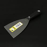 Шпатель-лопатка н/ж с пластиковой ручкой 80 мм CO.ME  #105