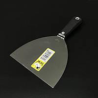 Шпатель-лопатка н/ж с пластиковой ручкой 120 мм CO.ME  #105, фото 1