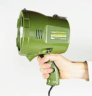 Поисковый прожектор, с ручкой, зеленый LS514 (green), фото 1
