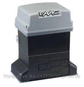 Электромеханический привод FAAC 746ER – 230 В для откатных ворот массой до 600кг