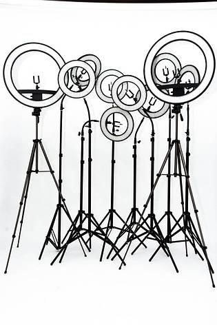 Кольцевая лампа УкрЭстет Лайт 1., фото 2
