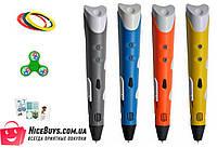 Оригинальная 3D-ручка MyRiwell 1 RP100A + 30 метров пластика