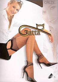 Панчохи Gatta лайкра зі швом (для пояса)