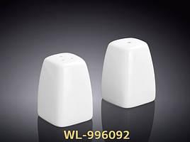 Набор соль и перец 2 пр. (Wilmax, Вилмакс, Вілмакс) WL-996092