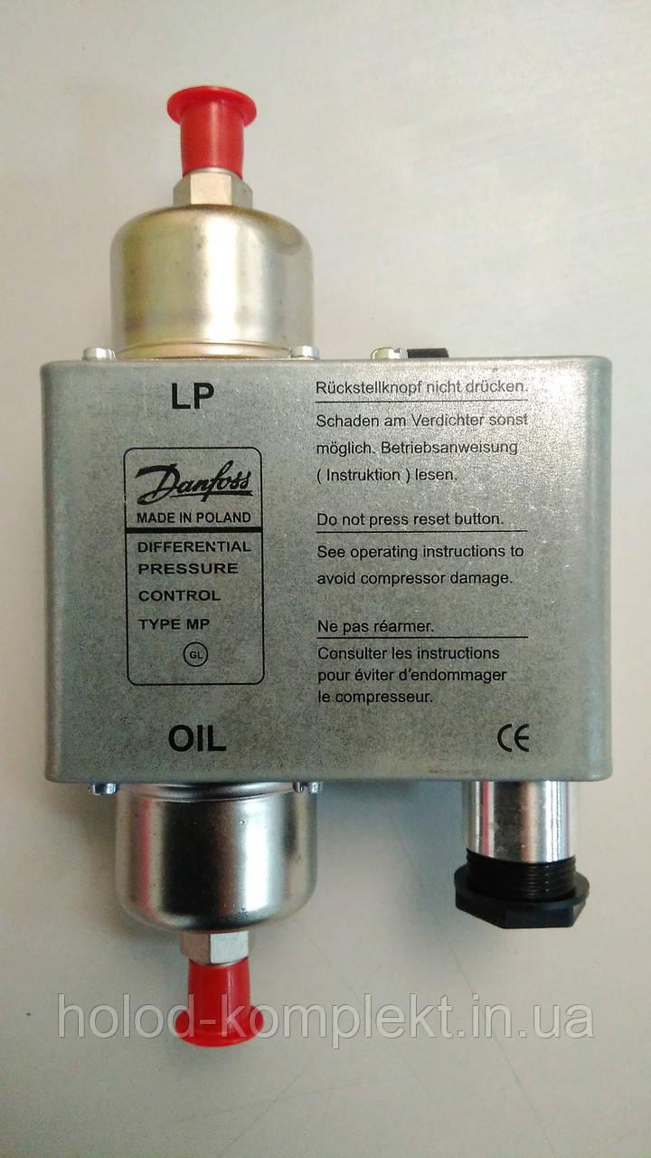 Реле перепада давления масла MP 54 код 060B016766