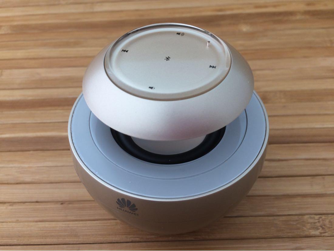Акустика Huawei Bluetooth Speaker AM08 gold