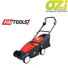 Электрическая газонокосилка AWTOOLS ZF6124C 1200W  Акция Расспродажа