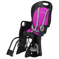 Детские сиденья для велосипедов Campela , велокресло  фиолетовый
