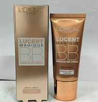 Крем тональный Loreal Lucent Magique BB. 30 мл. 6 тонов.