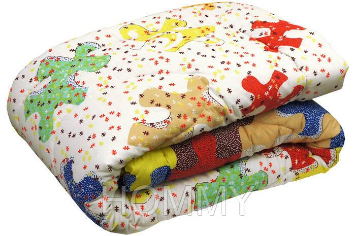"Одеяло зимнее ""Пазлы"""