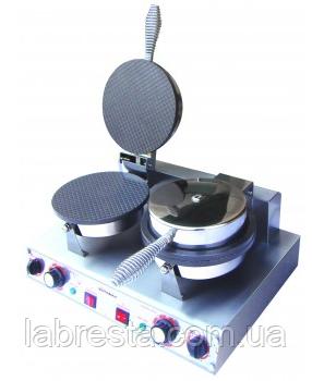 Вафельница FROSTY XG-02 для круглых вафель