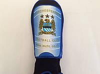 Щитки футбольные с защитой, фото 1
