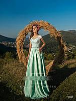 Нарядное эксклюзивное вечернее платье от производителя, фото 1