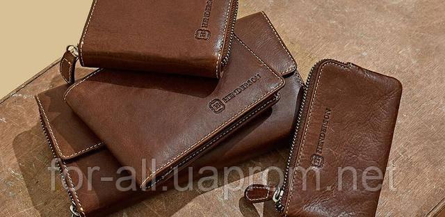 Фото мужских кошельков, портмоне и портфелей с RFID защитой
