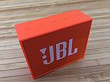 Акустика JBL Wireless Speaker GO (JBLGOORG) EAN/UPC: 6925281903731, фото 7