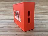Акустика JBL Wireless Speaker GO (JBLGOORG) EAN/UPC: 6925281903731, фото 6