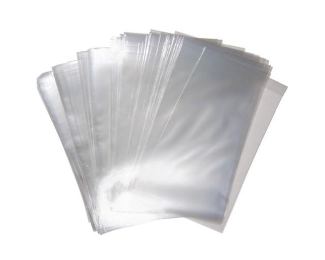 полипропиленовые пакеты прозрачные
