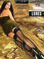 Панчохи Lores Belleza (шов)