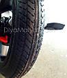 """Переднее колесо 12"""" (280x65) на трехколесный велосипед, фото 2"""