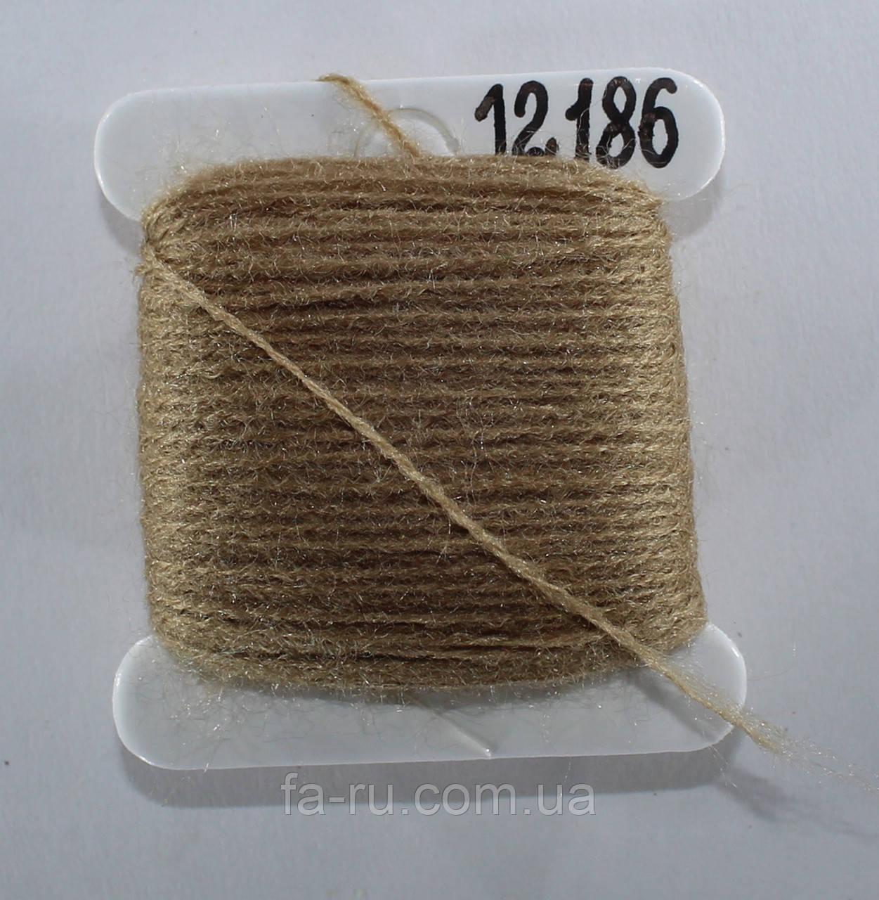 Акрил для вышивки: капучино