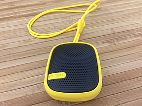 Акустика Remax Wireless RB-X2 mini yellow, фото 2
