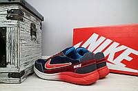 Мужские кроссовки сетка реплика Nike Сине Красные 853