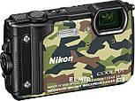 Компактный фотоаппарат Nikon Coolpix W300 Camouflage, фото 3