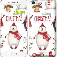 """Чехол на Xiaomi Mi5 Merry Christmas """"4106c-180-571"""""""