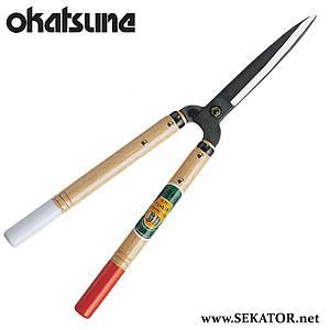 Ножиці для кущів Okatsune 217 (Японія)