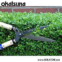 Ножиці для кущів Okatsune 217, фото 2