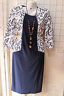 Женское платье, баталл,  купить платье оптом, LU 1187 PJ-002