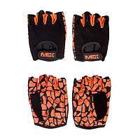 MEX NutritionFlexi Gloves Orange