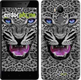 "Чехол на Xiaomi Redmi 4 Prime Леопард v3 ""1088c-437-571"""