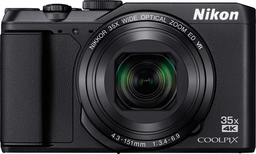 Компактный фотоаппарат Nikon Coolpix A900 Black