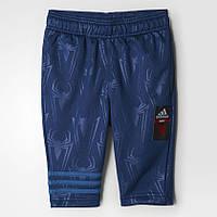Детские укороченные штаны Adidas Pants Spider-Man 3/4(Артикул:BK1071), фото 1