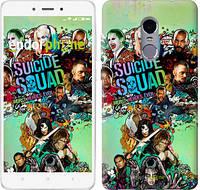 "Чехол на Xiaomi Redmi Note 4 Отряд самоубийц v5 ""3775c-352-571"""