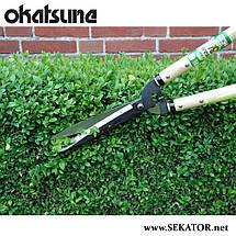Ножиці для кущів Okatsune 230 (Японія), фото 3
