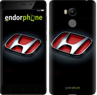"Чехол на Xiaomi Redmi 4 Prime Hond. Logo v2 ""3114c-437-571"""