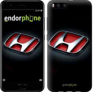 "Чехол на Xiaomi Mi Note 3 Hond. Logo v2 ""3114u-978-571"""