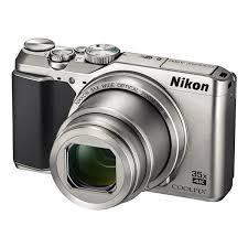 Компактный фотоаппарат Nikon Coolpix A900 Silver