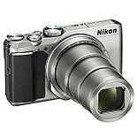 Компактный фотоаппарат Nikon Coolpix A900 Silver, фото 2