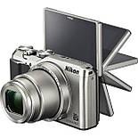 Компактный фотоаппарат Nikon Coolpix A900 Silver, фото 3