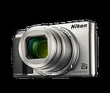 Компактный фотоаппарат Nikon Coolpix A900 Silver, фото 4
