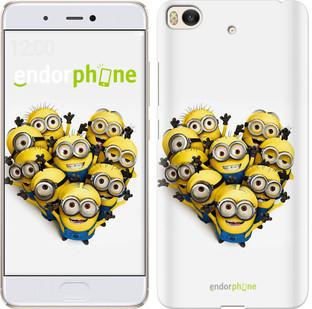 """Чехол на Xiaomi Mi 5s Миньоны 4 """"301c-395-571"""""""