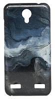 Накладка пластиковая Florence ZTE Blade A520 dark stone