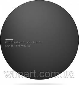 Кабель BASEUS New Era USB Type-C 2A 0.9M (CALEP-C01) Черный.