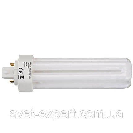 Лампа DULUX T/E 42W/830 GX24q-4, фото 2