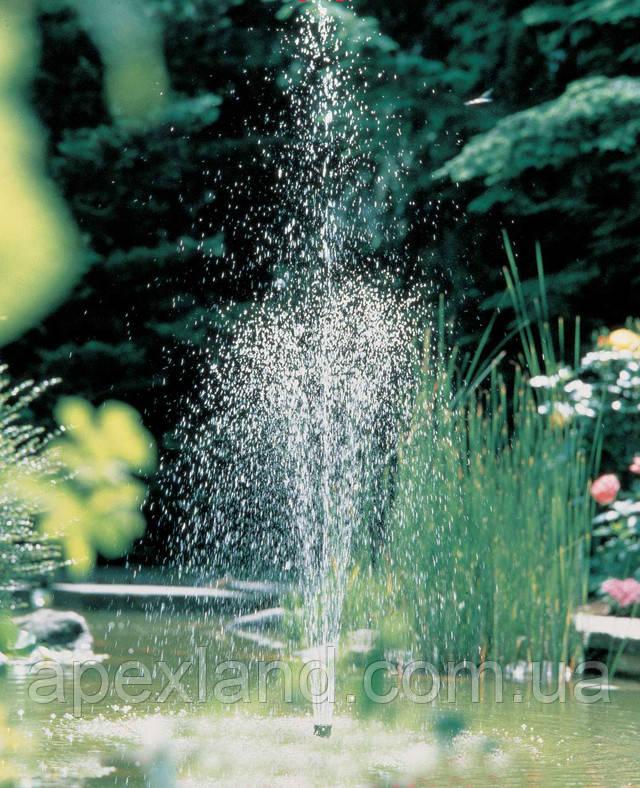 фонтанный насос в пруду
